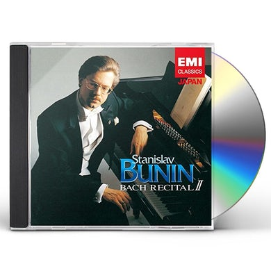Stanislav Bunin BACH: AWAKE THE VOICE IS CD