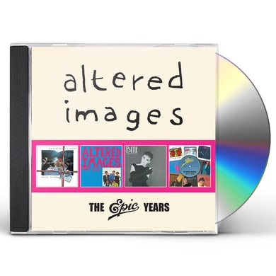 Altered Images EPIC YEARS CD