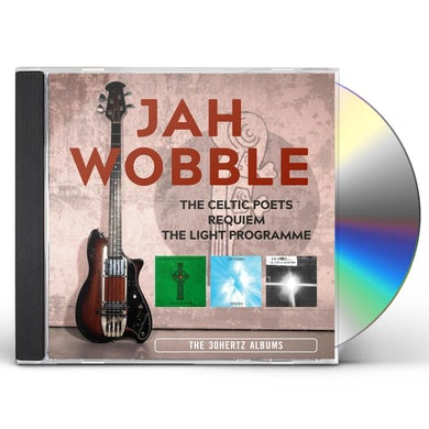 Jah Wobble CELTIC POETS / REQUIEM / LIGHT PROGRAMME: 30 HERTZ CD