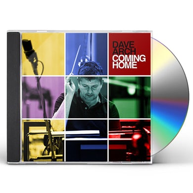 David Arch COMING HOME CD