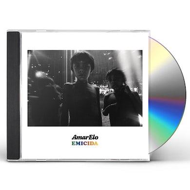 Emicida AMARELO CD