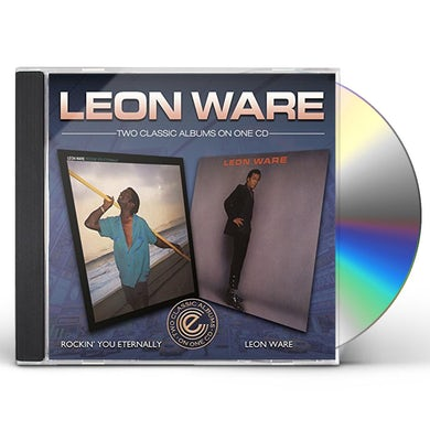 ROCKIN' YOU ETERNALLY / LEON WARE CD