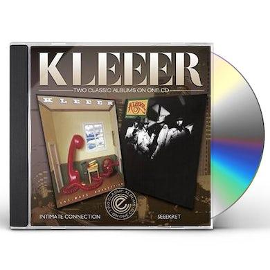 Kleeer INTIMATE CONNECTION / SEEEKRET CD