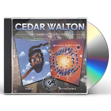 Cedar Walton MOBIUS / BEYOND MOBIUS CD