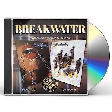 Breakwater SPLASHDOWN CD