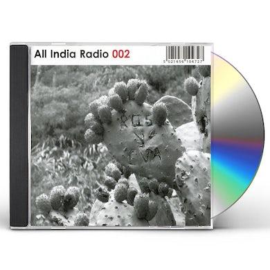 All India Radio 002 CD