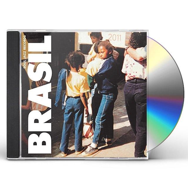 Soul Jazz Records Presents BRASIL CD
