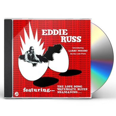 SOUL JAZZ RECORDS PRESENTS EDDIE RUSS: FRESH OUT CD