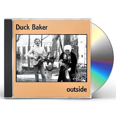 Duck Baker OUTSIDE CD