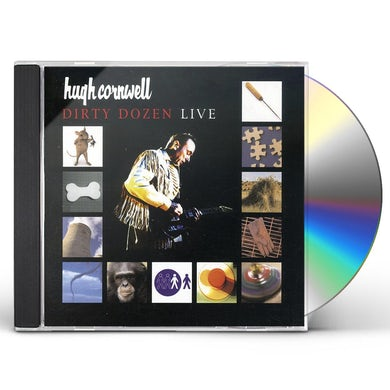 Hugh Cornwell DIRTY DOZEN CD