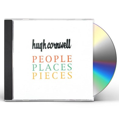 Hugh Cornwell PEOPLE PLACES PIECES CD