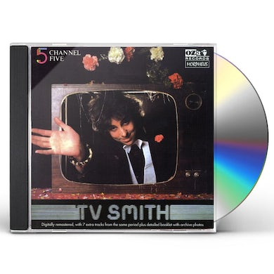 T.V. Smith CHANNEL 5 CD
