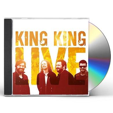 KING KING LIVE CD