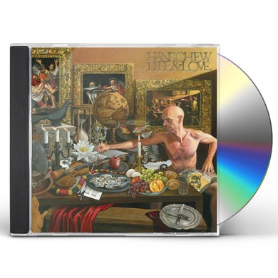 Hans Chew LIFE & LOVE CD