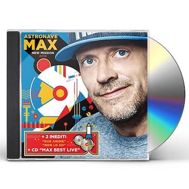 Max Pezzali ASTRONAVE MAX NEW MISSION 2016 CD