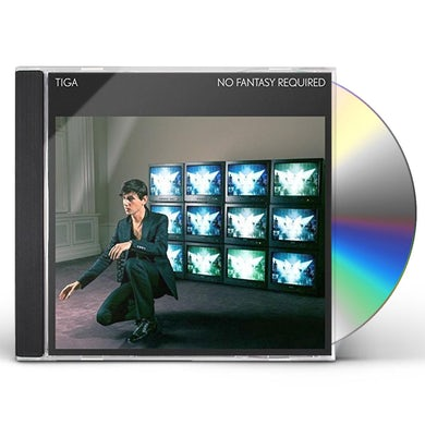 Tiga NO FANTASY REQUIRED CD