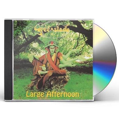 Greenslade LARGE AFTERNOON CD