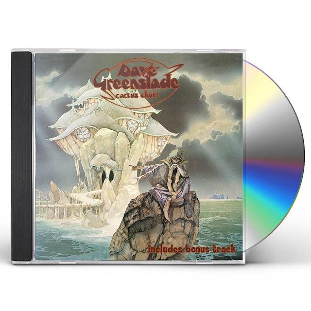 Dave Greenslade CACTUS CHOIR CD