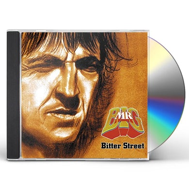 Mr Big BITTER STREETS CD