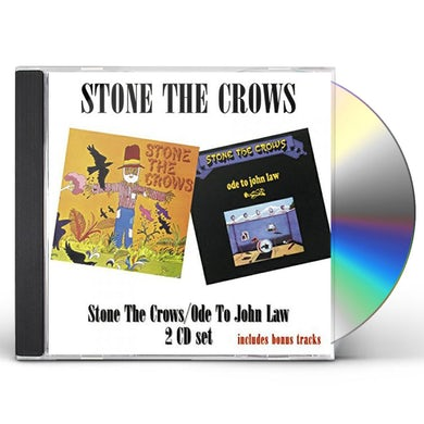 STONE THE CROWS/ ODE TO JOHN LAW CD