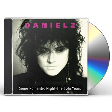 Danielz SOME ROMANTIC NIGHT-THE SOLO YEARS CD