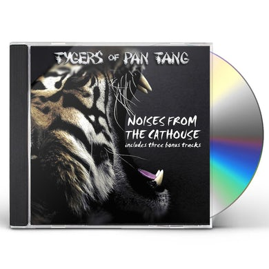Tygers Of Pan Tang NOISES FROM THE CATHOUSE CD