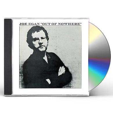 Joe Egan OUT OF NOWHERE CD