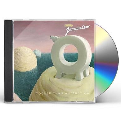 COOLER THAN ANTARCTICA CD