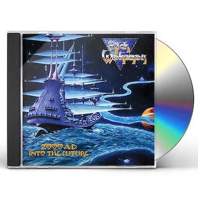 Rick Wakeman 2000 AD CD