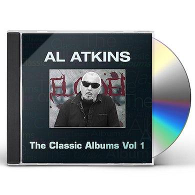 Al Atkins CLASSIC ALBUMS VOL 1 CD