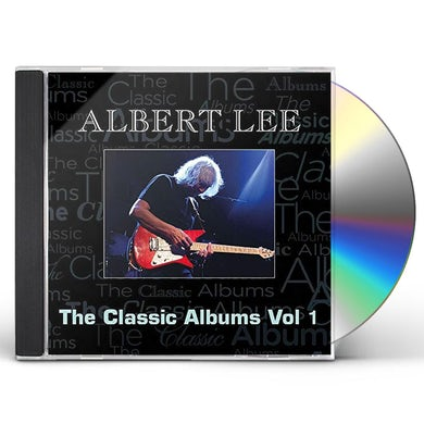 Albert Lee THE CLASSIC ALBUMS CD