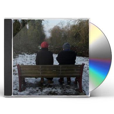 Ian Hawgood LOVE RETAINED CD
