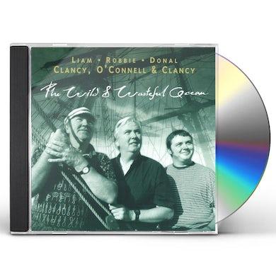 Liam Clancy WILD & WASTEFUL OCEAN CD