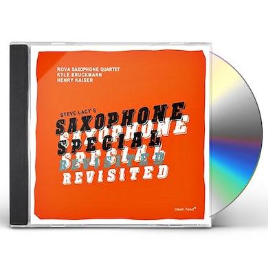 Rova Saxophone Quartet SAXOPHONE SPECIAL REVISITED CD