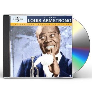 Louis Armstrong CLASSIC: MASTERS COLLECTION CD