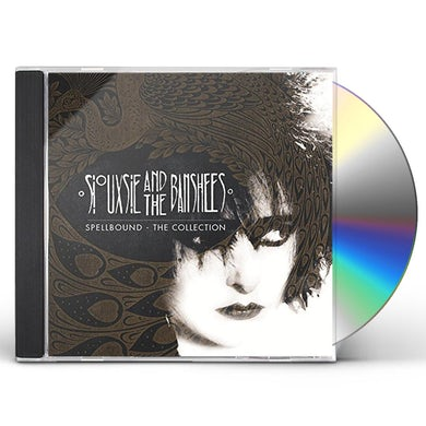 Siouxsie And The Banshees SPELLBOUND: THE COLLECTION CD