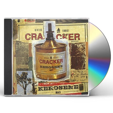 Cracker KEROSINE HAT CD