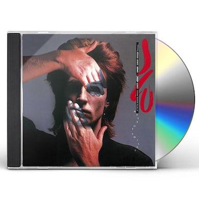 John Waite MASK OF SMILES CD