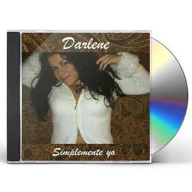 Darlene SIMPLEMENTE YO CD