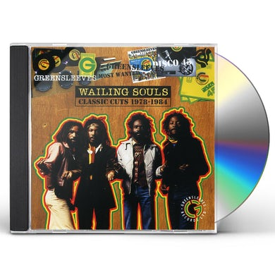 Wailing Souls MOST WANTED: THE BEST OF & MORE CD