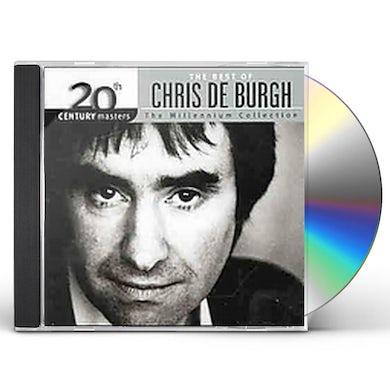 Chris De Burgh 20TH CENTURY MASTERS CD