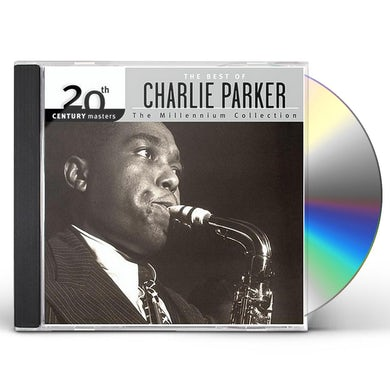 Charlie Parker 20TH CENTURY MASTERS: MILLENNIUM COLLECTION CD