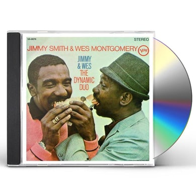 Jimmy Smith DYNAMIC DUO CD