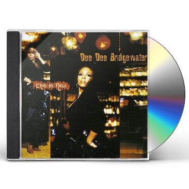 Dee Dee Bridgewater THIS IS NEW CD