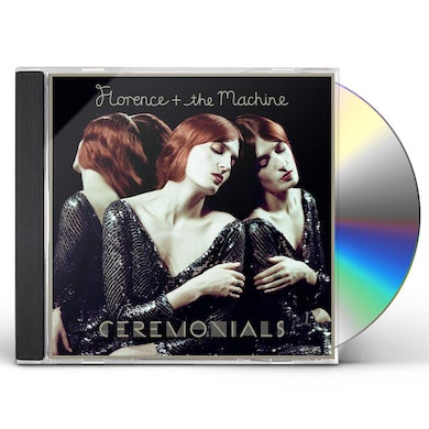 Florence and The Machine CEREMONIALS CD