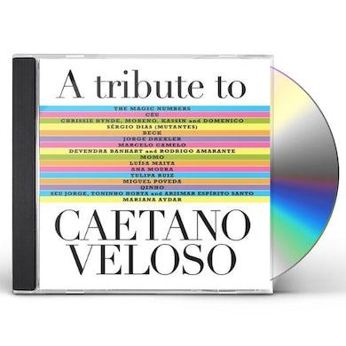 TRIBUTE TO CAETANO VELOSO CD