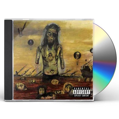Slayer CHRIST ILLUSION CD