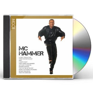 Mc Hammer ICON CD