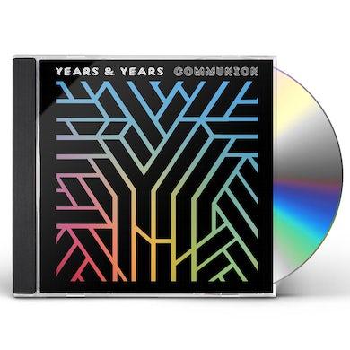 Years & Years COMMUNION (DELUXE) CD