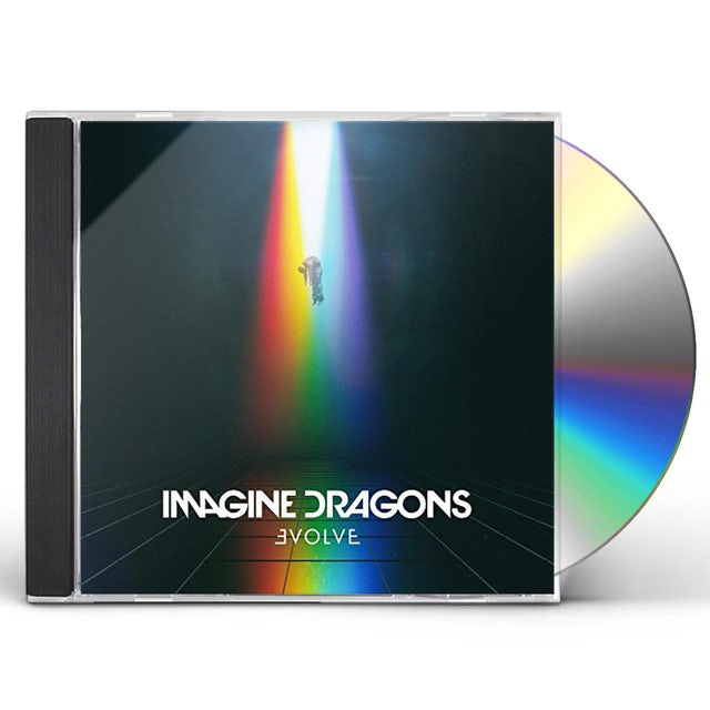 Imagine Dragons EVOLVE: DELUXE EDITION CD